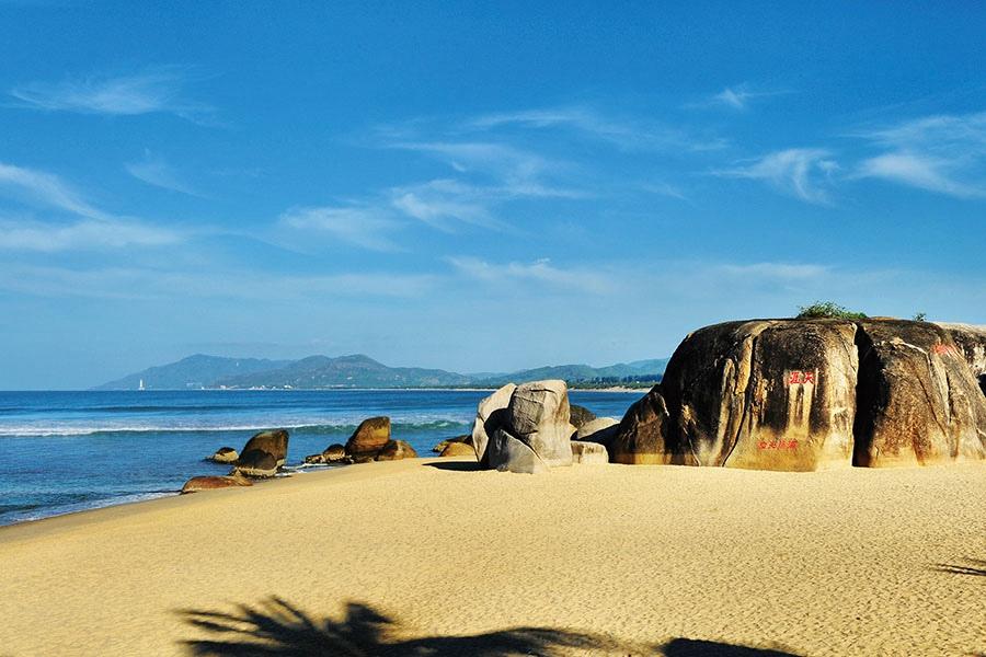 海南| 三亚 天涯海角旅游度假区票,海滨风情