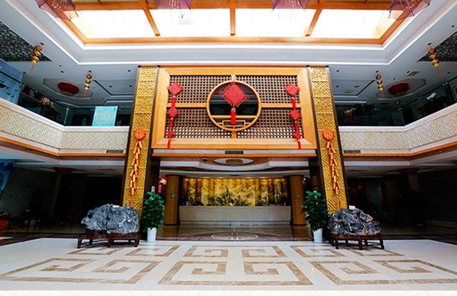 安徽| 黄山 海洲国际大酒店,赏河山无限美景
