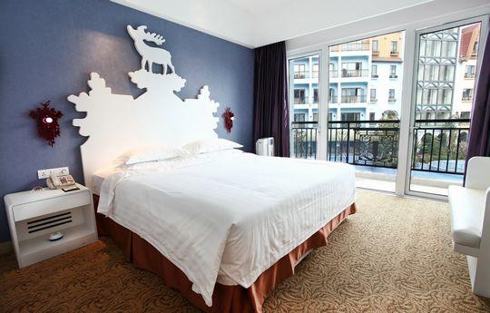 背景墻 房間 家居 酒店 設計 臥室 臥室裝修 現代 裝修 540_345