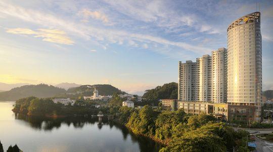 杭州千岛湖龙庭开元大酒店+森林氧吧/林海归真门票